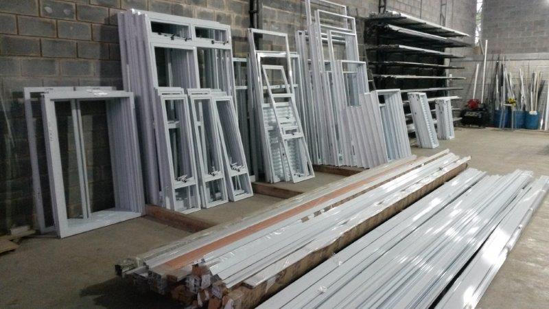 Lojas de esquadrias de alumínio em sorocaba