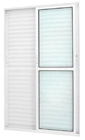 Porta-balcão-3-folhas-uma-fixa-alumínio-branco-linha 25